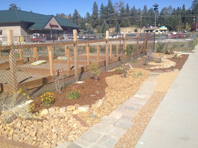 Big Bear Lake Dept of Water & Power, CA - Xeriscape Demonstration ...